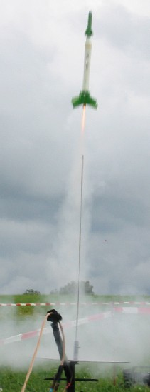 ..and Liftoff!