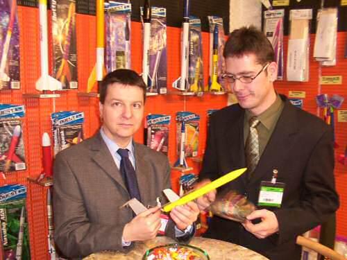 Spielwarenmesse Nürnberg 2006