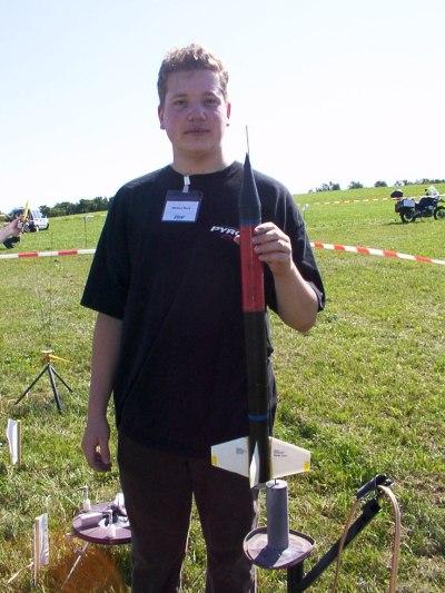 Sächsischer Modell-Raketen-Treff 2006
