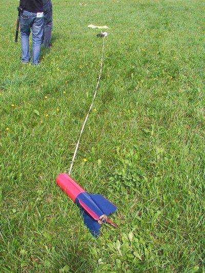 Sächsischer Modell-Raketen-Treff