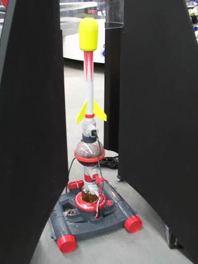 Wasserstoffrakete