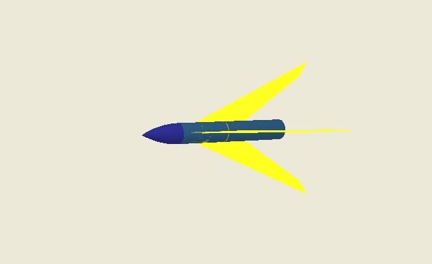 Meine erste Rakete