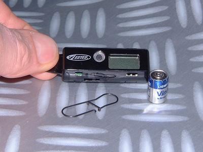 Höhenmesser - Altimeter Estes