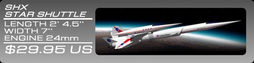 SHX Star Shuttle