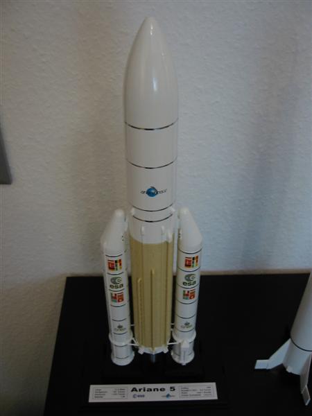 Ariane 5 von Revell