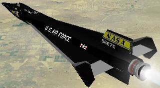 X-15 Delta 1