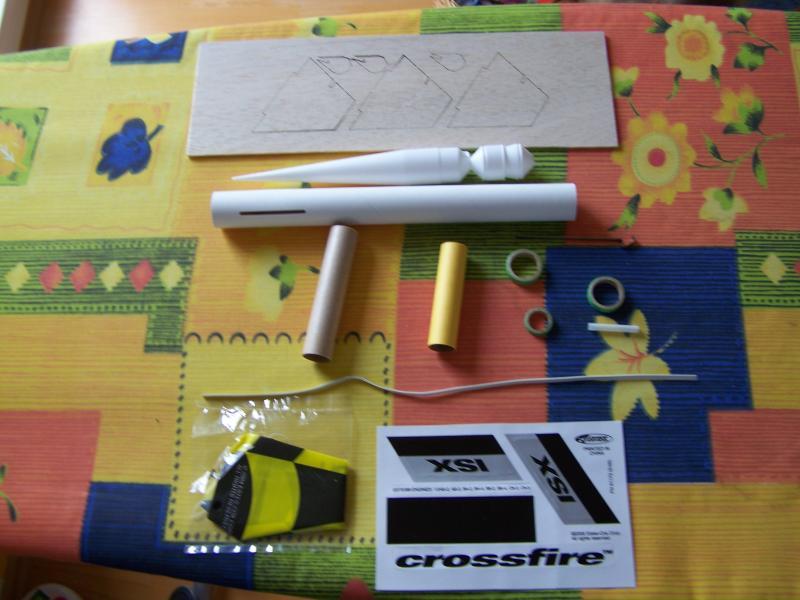 Crossfire Einzelteile
