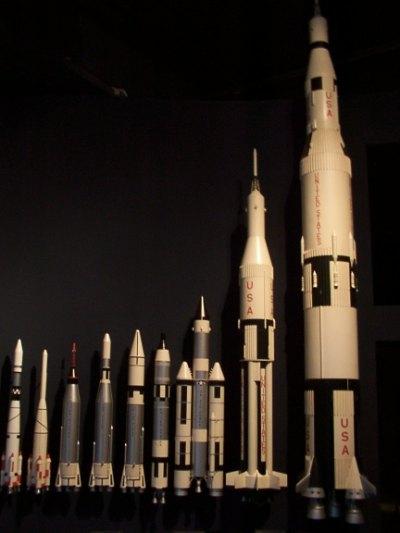 Raketenmodelle