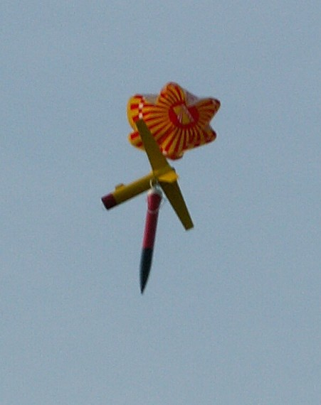 Praetor Landung