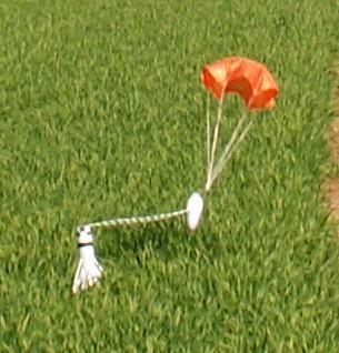 Lander-Landung