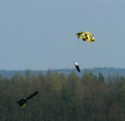 X-15 Landung