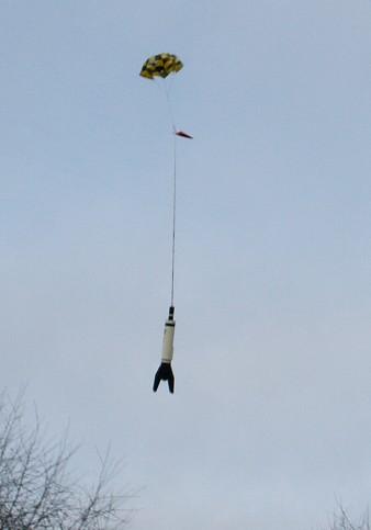 Reckless Landung