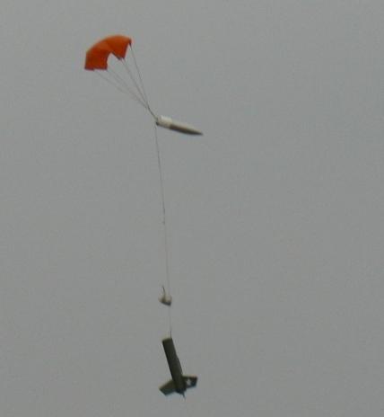 Grunt Landung